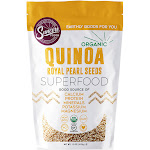 Suncore Foods 794 15 oz Quinoa - Royal Pearl Seeds - 2 Pack