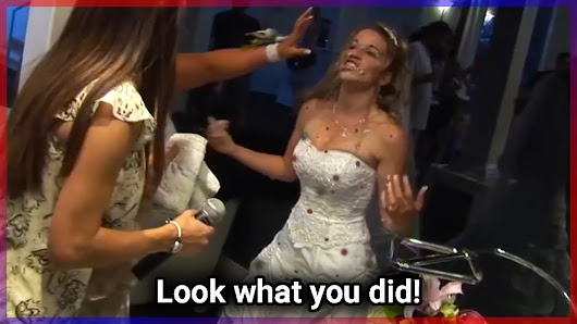 Watch Top 20 Wedding Fails Video – Weddings Gone Wrong Funny Video