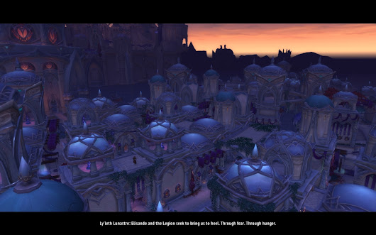 Warcraft Weekends : I can't get rid of you Suramar