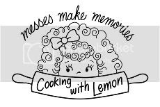 Grab button for Cooking with Lemon