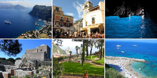 5 Things To Do In Capri For Cruisers