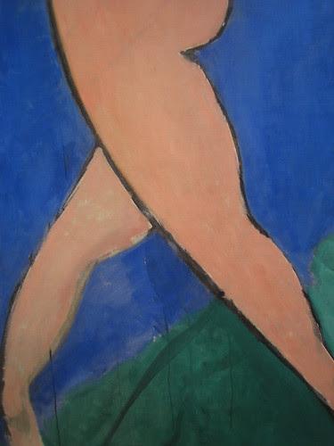 Dance (I) (details), early 1909, Henri Matisse _7403