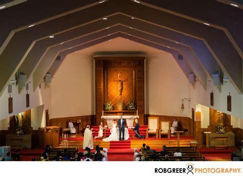 Holy Angels Church Wedding Ceremony Photographer   100