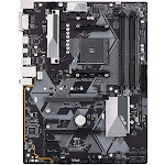 ASUS PRIME B450-PLUS with AMD B450 ATX Motherboard - Socket AM4