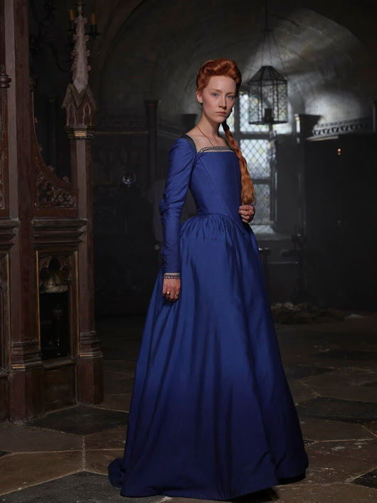 Mary, Queen of Scots Reveals 1st Photo of Saoirse Ronan in the Title Role