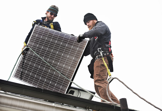 Solar jobs soar as Maryland prioritizes renewable energy