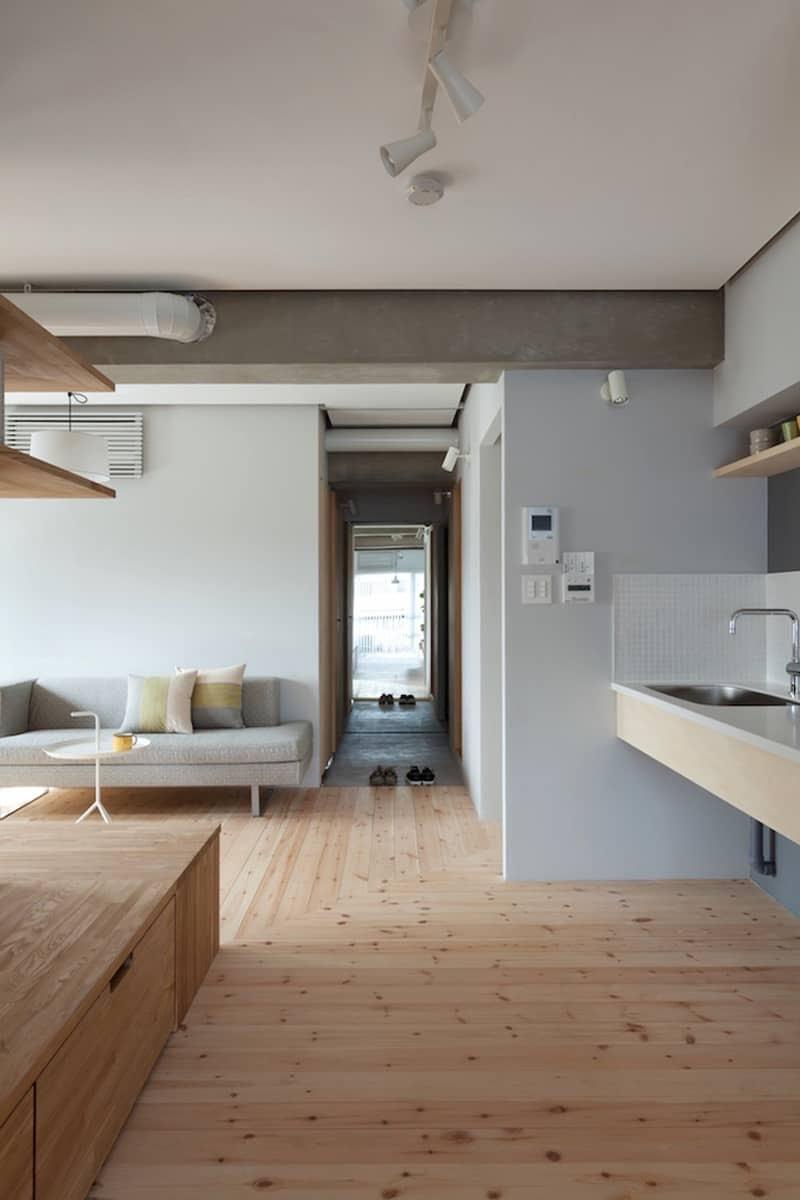 Awesome Minimalist Japanese Style Interior Design Photos