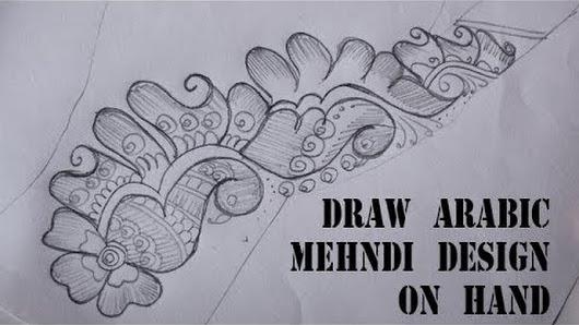 Mehndi Drawing Photos : Mehndi drawing art apk download free entertainment app for