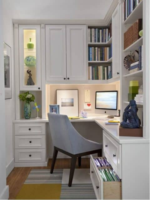 25 Coolest Home Office Ideas - Decoration Channel