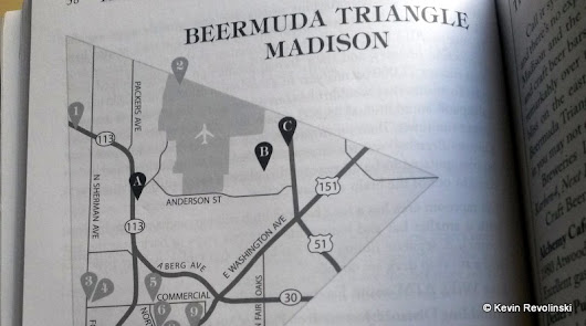 The Beermuda Triangle of Madison