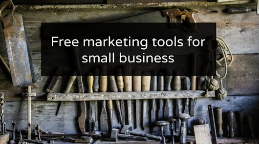 Started a Small Business? Here are Free Social Marketing Tools for your business - InfoMark GLOBAL - Varanasi Website Design Company