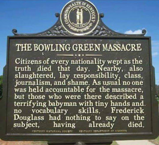 Bowling Green Massacre! White NRA Christian Trump Supporters Kill 200+ Trump Protesters!