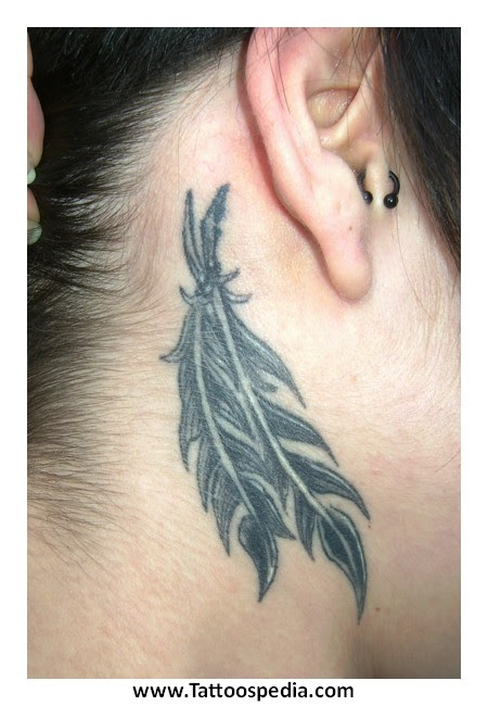 Star Tattoos Behind Ear Meaning 3