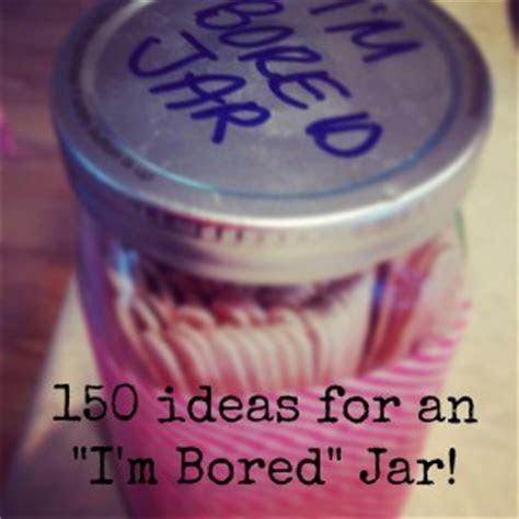 ways  beat  boredom
