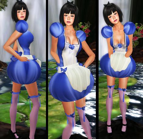 Fierce**Alice in Wonderland