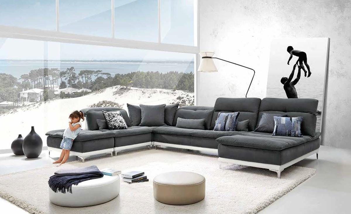 Modern Sectional Couch VIG Furniture #VGFTHORIZON | Hot ...