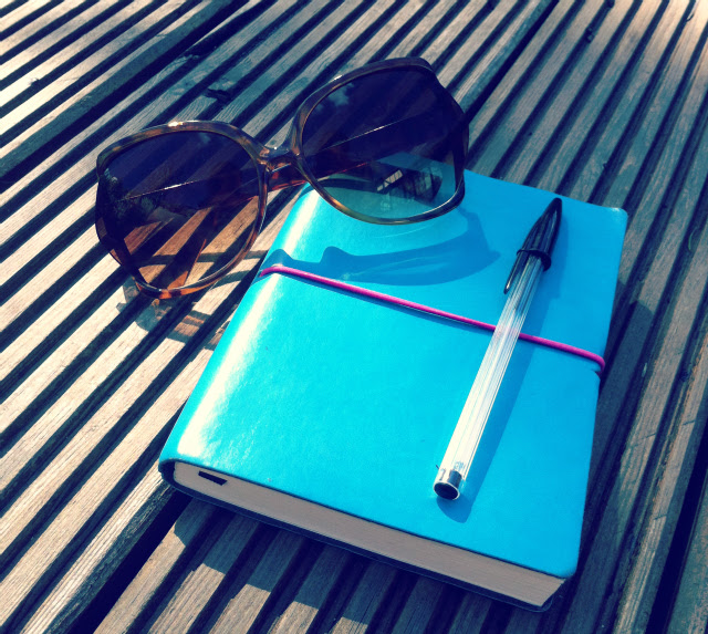3 day in the life lifestyle blog uk journal planning.