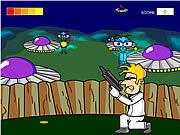 Jogar Alien shooter Jogos