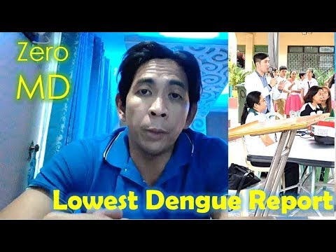 vLog | Lowest Dengue Case Report, an Exercise in Public Health