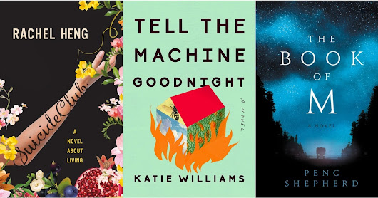 11 New Science Fiction Books To Read If You've Never Tried Sci-Fi Before