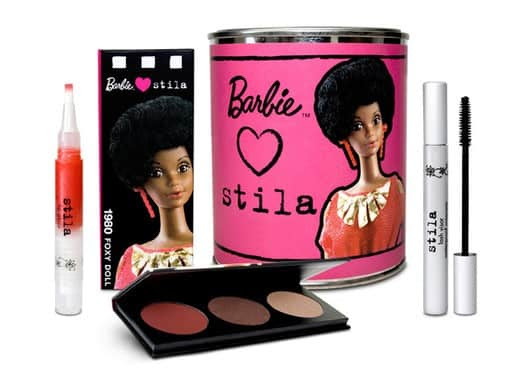 a new spring cosmetic line