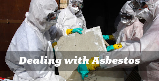 Dealing with Asbestos - The Edmonton Real Estate Blog