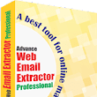 Internet Email Address Finder extract emails Online from website