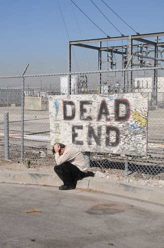 Carson Ugly #30 - Dead End