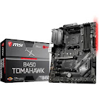 MSI B450 TOMAHAWK with AMD B450 ATX Motherboard - Socket AM4