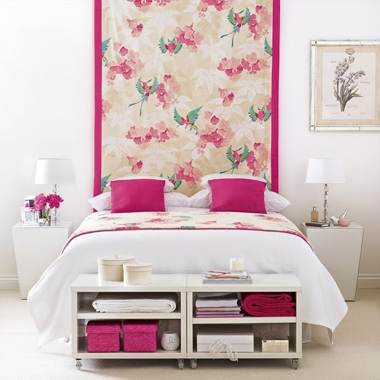 Pretty pink bedroom | Hotel style bedrooms - 10 of the best ...