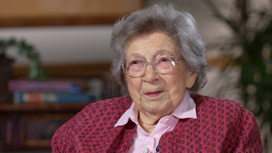 Beverly Cleary, creator of Ramona Quimby, still going strong at 99
