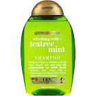 OGX Extra Strength Tea Tree Mint Shampoo - 13 oz bottle