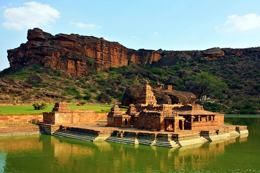 Bhutanatha group of temples, Badami, Karnataka