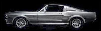 Batrodz Eleanor Mustang Replica