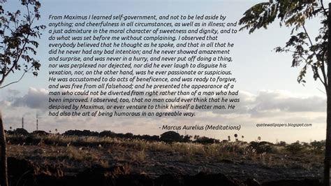 Marcus Aurelius Gladiator Quotes