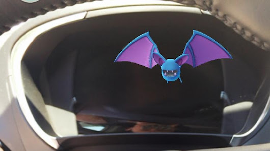 Pokemon Go: The new distracted driving app