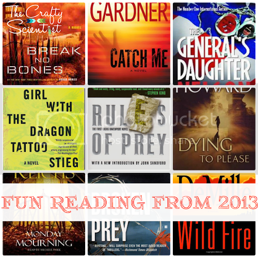 What I Read in 2013 {An Updated Roundup}