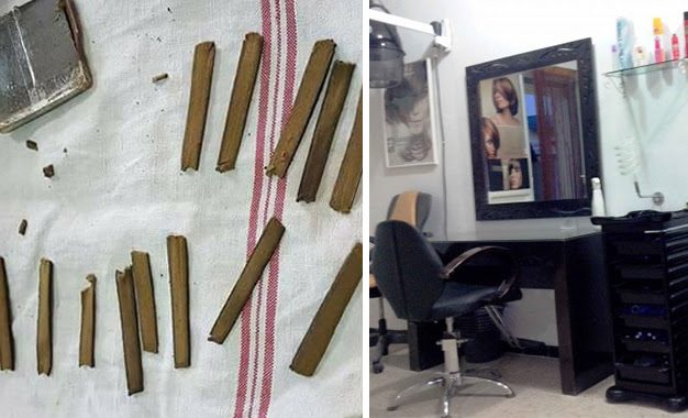Trafic De Drogue Une Femme Arrêtée Dans Un Salon De