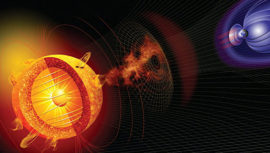 Space Weather Explained - MostlyScience