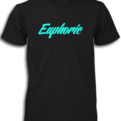 Original mint script t-shirt