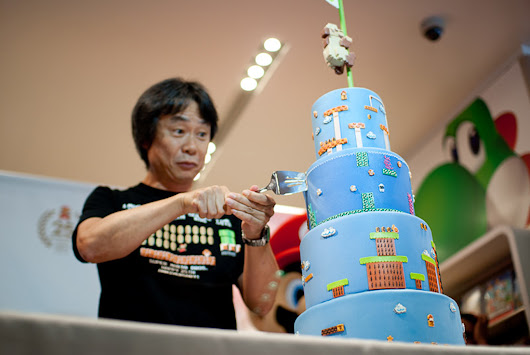 Shigeru Miyamoto Has Turned 64 Years Old Today