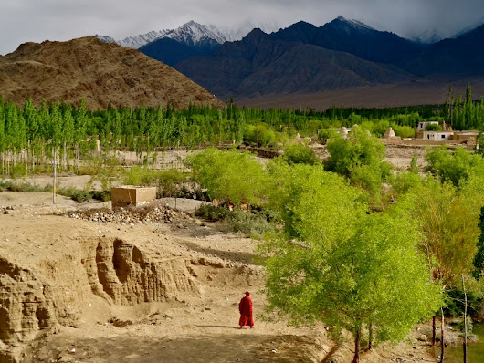 Simple Ways to Travel More Responsibly in Ladakh.