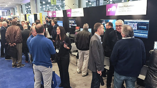 Discover the Media Cloud Era at NAB Show New York 2017