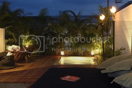 The One Hotel Angkor terrace 2