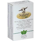 Nature Soap, Pure Vegetable Oil Base, with Fresh Goat's Milk, Fragrance Free - 5 oz
