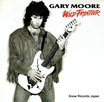 MOORE, GARY wild frontier
