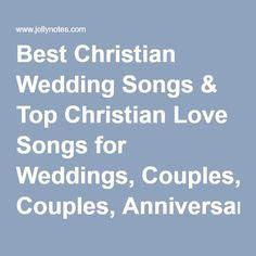 Best 25  Christian wedding songs ideas on Pinterest