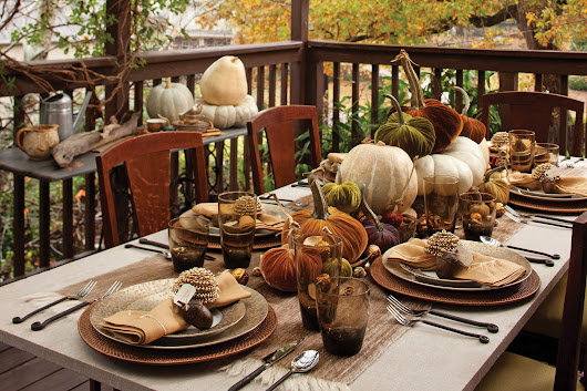 Autumn Enchantment  - Southern Lady Magazine