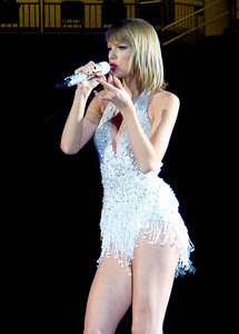 Taylor Swift in Concert - Copyright © 2015 GabboT