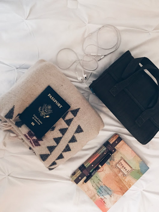 Travel Items I Never Leave the House Without!